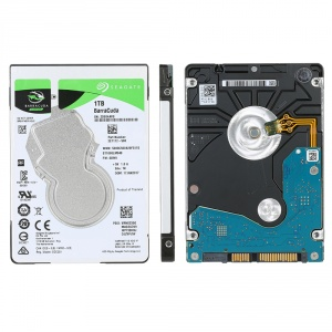 "2.5"" 1 TB SEAGATE 5400 128MB HDD S-ATA III ST1000LM048"
