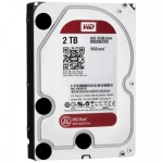 2 TB WD 5400 64MB HDD S-ATA III NASWARE RED WD20EFRX